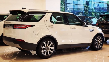 Xe Land Rover Discovery 7 Chổ Mới.