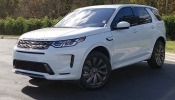 Xe Land Rover Discovery Sport Facelift Mới. SUV 7 Chổ Mới.