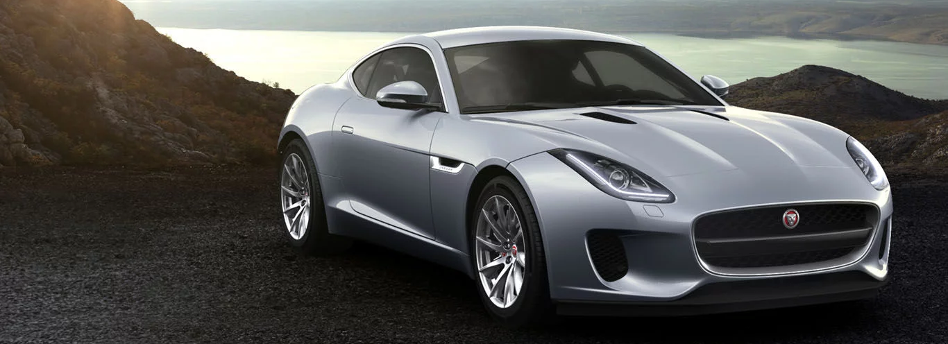 F‑TYPE COUPE